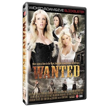 wanted dvd 2 disc set