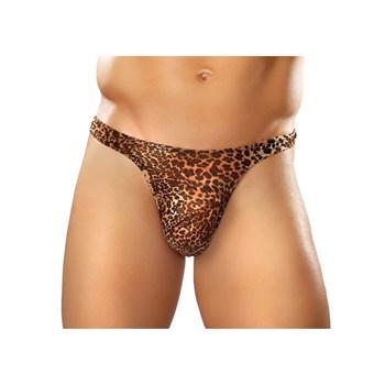 leopard-thong