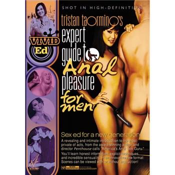 tristan taorminos expert guide to anal pleasure for men