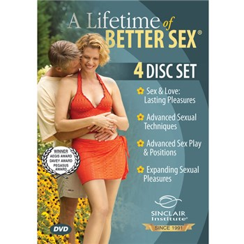 better great sex for a lifetime 4 dvds