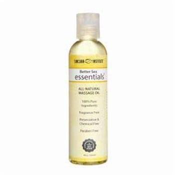 bettersex essentials massage oil