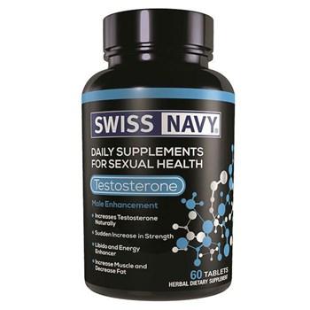 Swiss Navy Testosterone Supplement
