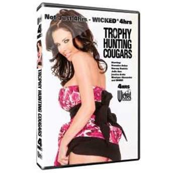 Cougar lifting up dress
