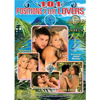 101 positions for lovers