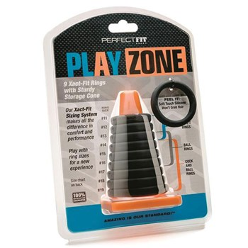 Play Zone Xact-Fit Rings