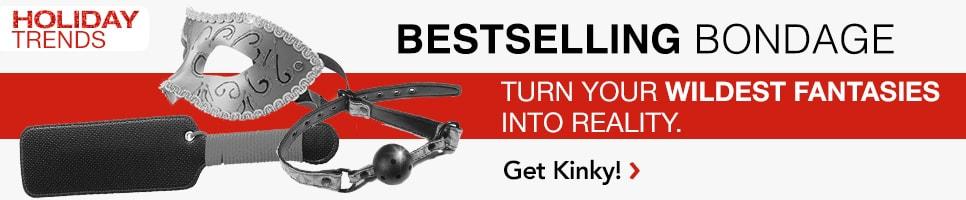 Bestselling Bondage Gear