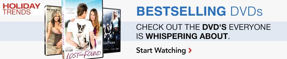 Bestselling DVDs