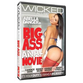 Brunette female in lingerie Big Ass Anal Movie