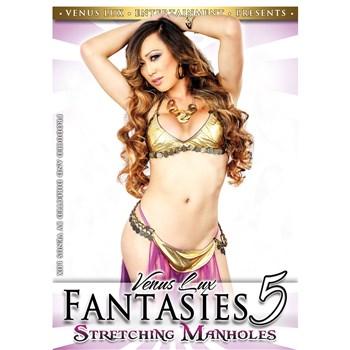 Brunette Ts female dressed as dancing girl Venus Lux