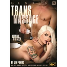 Blonde TS female topless Trans Massage