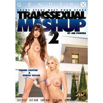 TS female and female topless TS Mashup