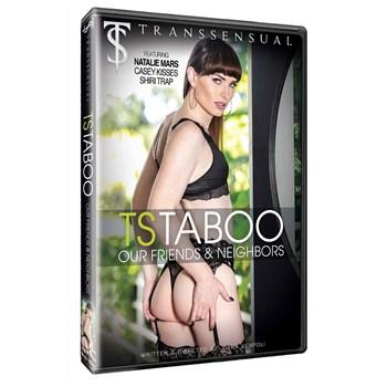TS female wearing lingerie TS Taboo