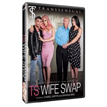 Two Male Ts female couples TS wife swap