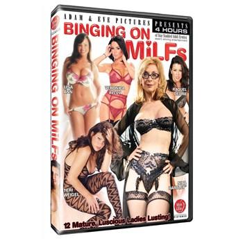 Five female wearing lingerie Binging on MILFS