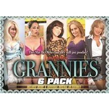Five females Grannies 6 pack
