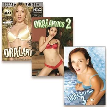 Oral Antics Three Females
