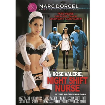 Brunette female Night Shift Nurse