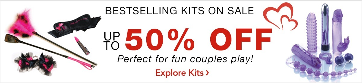 Bestselling Kits on Sale Up to 50% Off