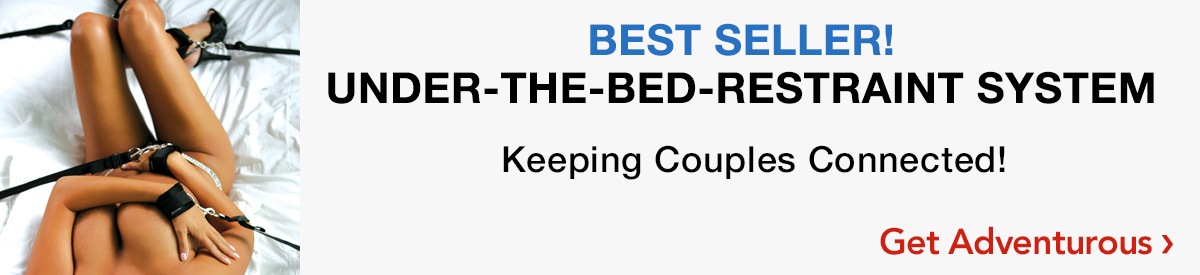 BESTSELLER! Under-the-Bed-Restraint System