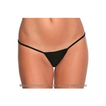 Sexy G-String displayed on female model