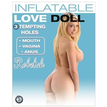 Doggystyle Rebekah Love Doll packaging