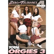 Four females posed wearing prep scholl uniforms total orgies 3