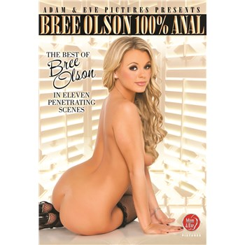 Bree Olson 100% Anal