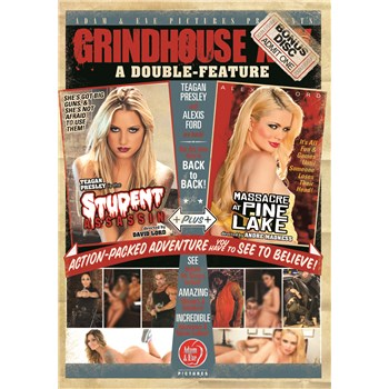grindhouse xxx a double feature