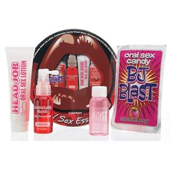 oral essentials kit
